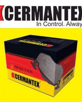 لنت ترمز جلو هايما S7 سرمنتكس (CERMANTEX)