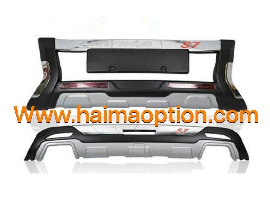 فلاپ جلو و عقب وارداتي هايما S7 مدل 2000cc