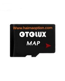 SD نقشه رهياب فابريك هايما (GPS)